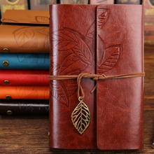 Paper Journal Planners Note-Book Spiral Literature Stationery School Gift Travelers