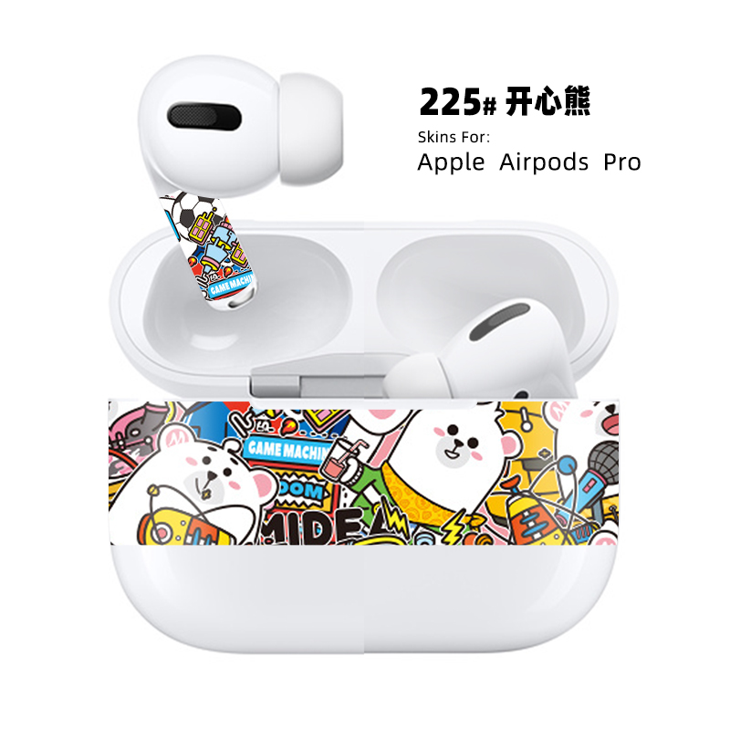 Paper Dust Guard for Apple AirPods Pro 66