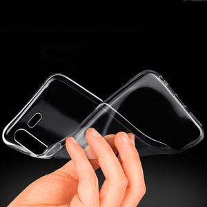 Image 5 - Przezroczysty pokrowiec do lenovo z6 pro pokrowiec lenovo z6pro pokrowiec tpu ultra cienki przezroczysty książka miękki tył silikonowy slim Lenovo Z6 Pro coque