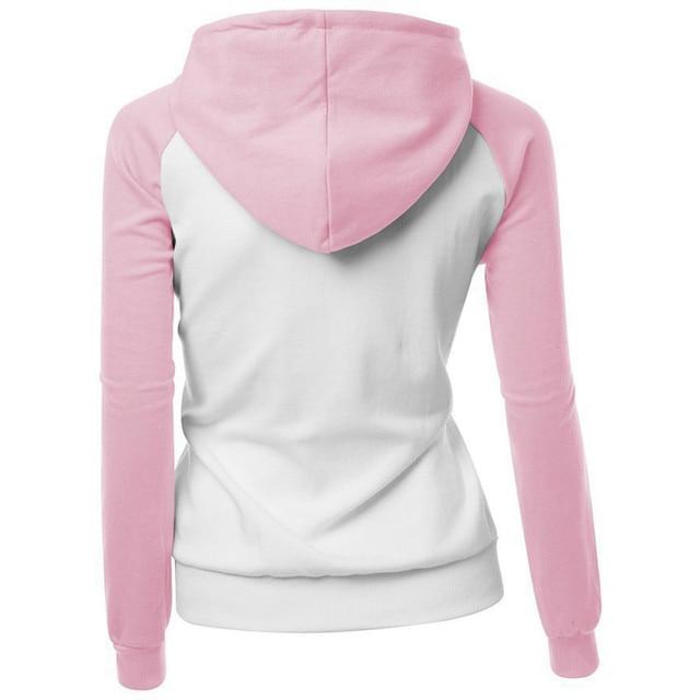 Dog Printed Sweatshirt Long-Sleeved Hoodie Stylish Hoodies Unisex color: Blue|dark blue|Gray|Pink|Red|Yellow