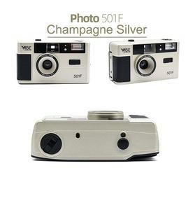 Image 3 - Vibe בציר רטרו 501F 35mm לשימוש חוזר שאינו חד פעמי סרט מצלמה שחור/אדום/שמפניה כסף/ורוד עם קודאק UltraMax 400 סרט