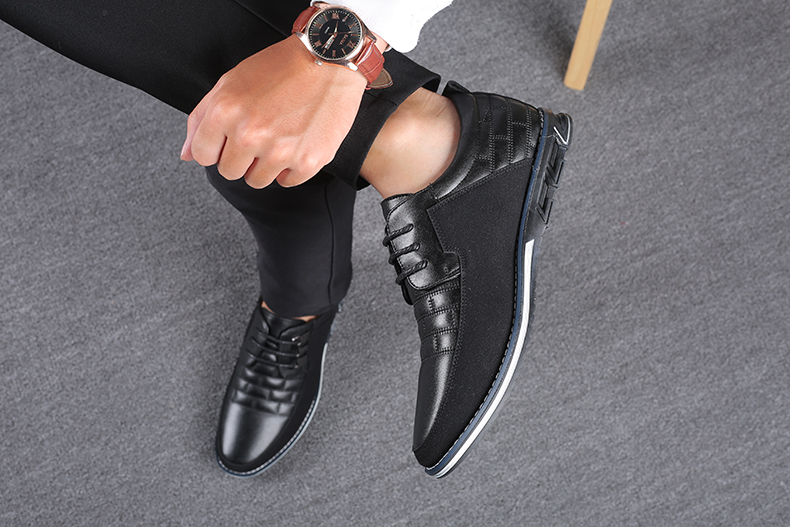 Ha4b3a0e37caf44c1815a351e84dbffaf3 Design New Genuine Leather Loafers Men Moccasin Fashion Sneakers Flat Causal Men Shoes Adult Male Footwear Boat Shoes