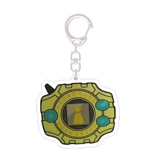 Digimon Adventure Taichi Agumon Yamato Sora Takeru Hikari Acrylic Keychain Sa