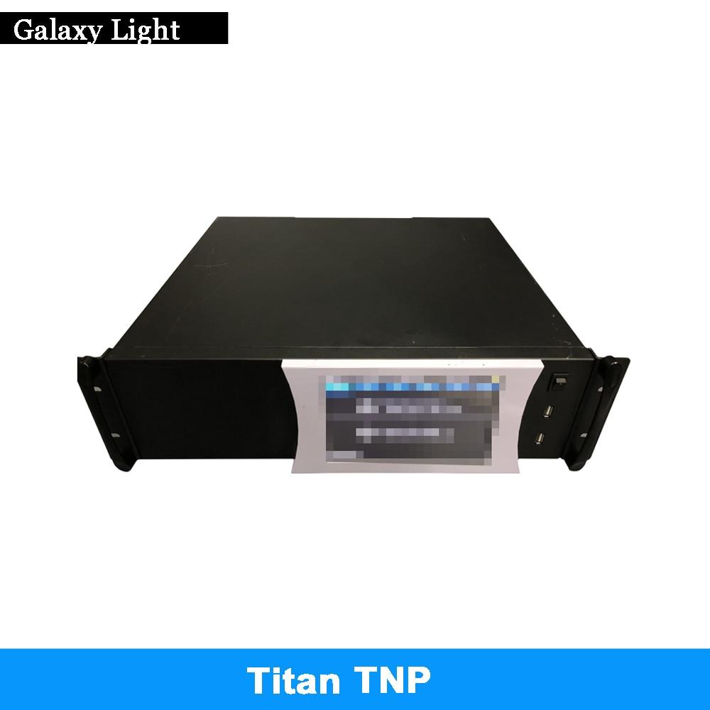 DMX512 Console Titan NPU Network Processing Unit for DJ Disco Work