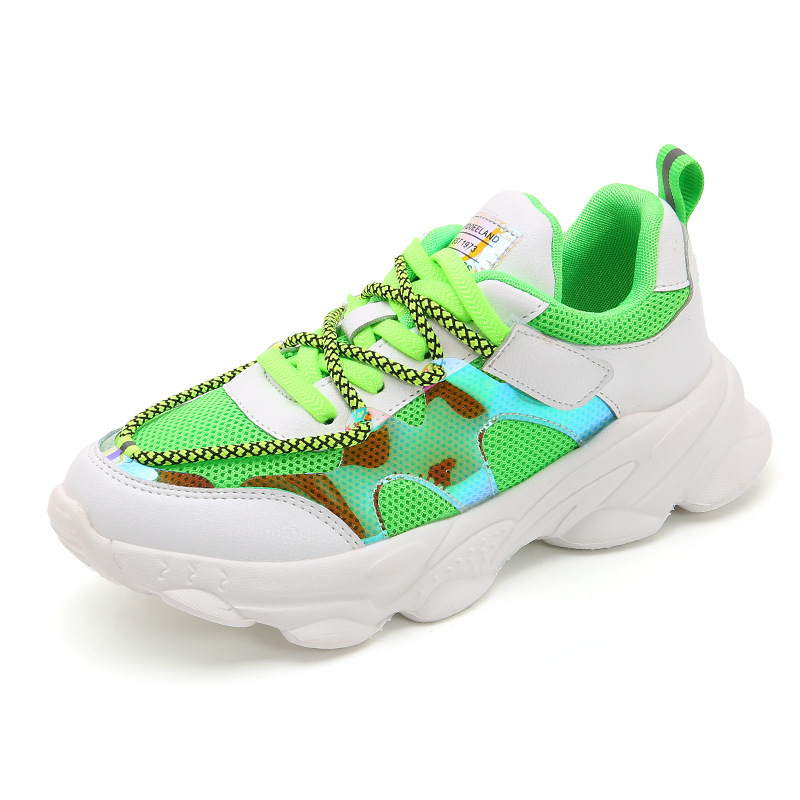 Kids Shoes For Girls Beautiful Sneakers Tenis Infantil Spring Casual Sneakers Children's Shoes Breathable Kids Shoes For Boys