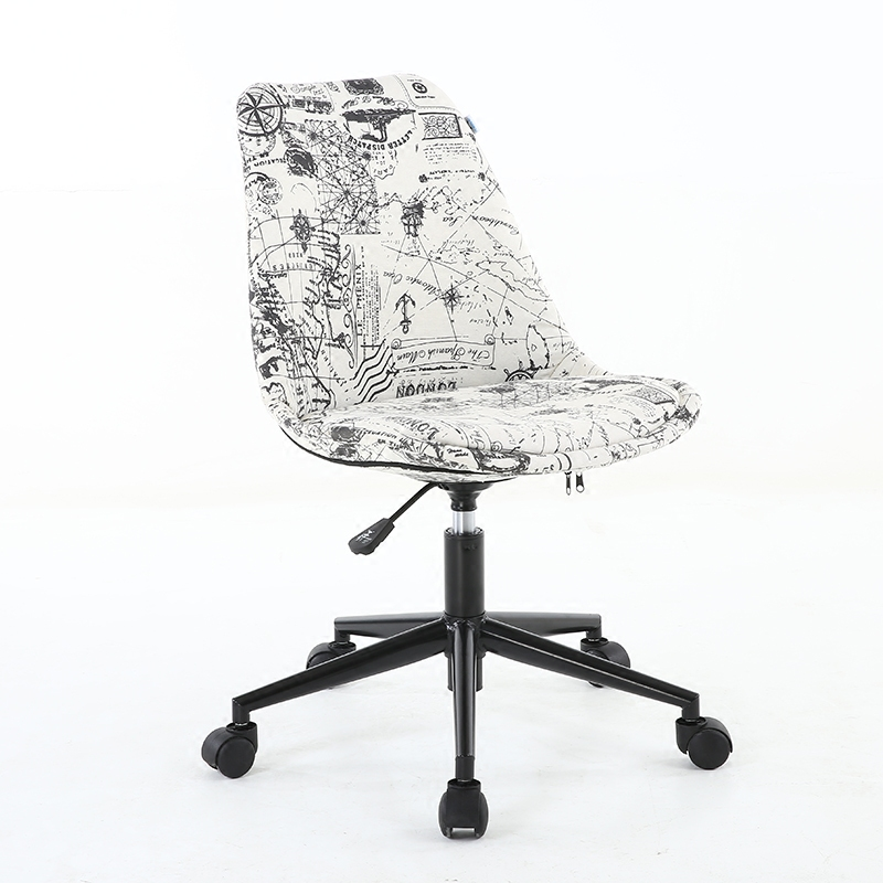 European Lift Computer Chair Home Small Office Chair Small Modern Small Swivel Chair Simple Student Chair Desk Chair
