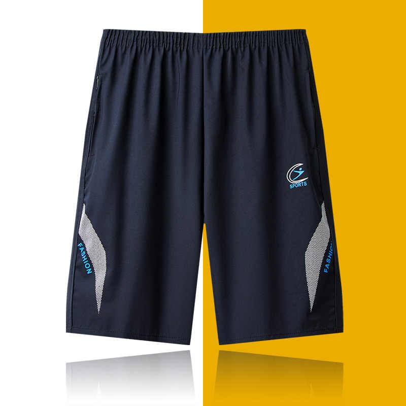Fast Dry Estate Shorts Degli Uomini di Sport Shorts Maschio All'ingrosso Shorts Mutanda Beachwear Elastico In Vita Dritto Bordo shorts Traspirante di Marca MuLS