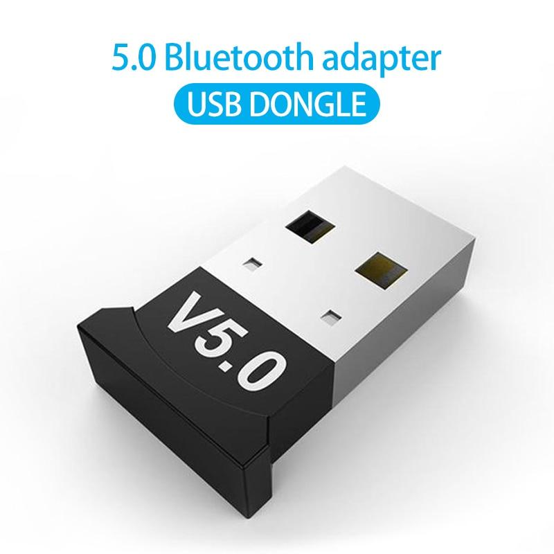 Беспроводной 5,0 Bluetooth USB адаптер Bluetooth Донгл Bluetooth передатчик USB адаптер для компьютера ПК беспроводная мышь для ноутбука беспроводная мышь
