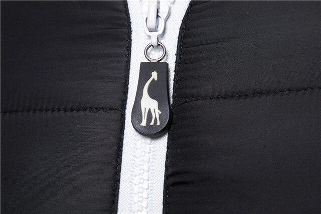 2020 New Waterproof Winter Jacket Men Hoodied Parka Men Warm Winter Coat Men Thicken Zipper Camouflage Mens Jackets 3