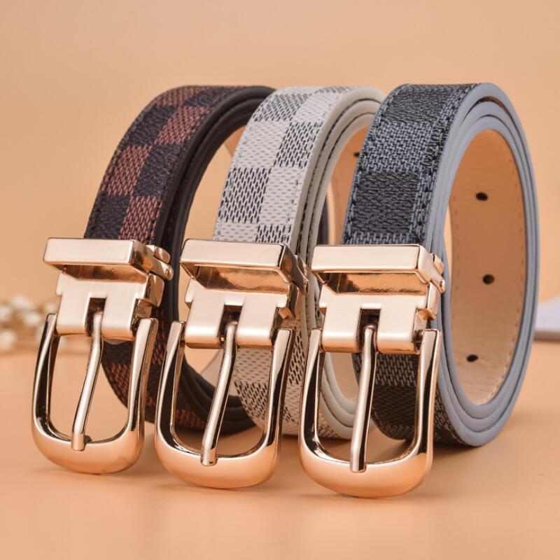 Children's Belt Waistband Buckle-Pants Girls Boys Kids 90cm Fashion Luxury Brand Hight-Quality