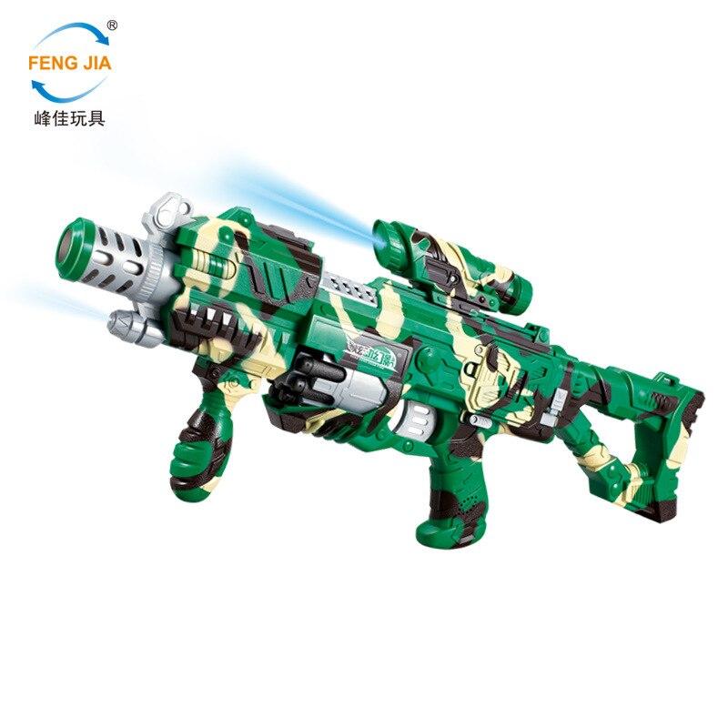 Pistolet jouet dieu de guerre Divine pour enfants tir électrique pistolet à balle molle de sécurité opérationnelle FJ473 pistolet à jouets pour enfants