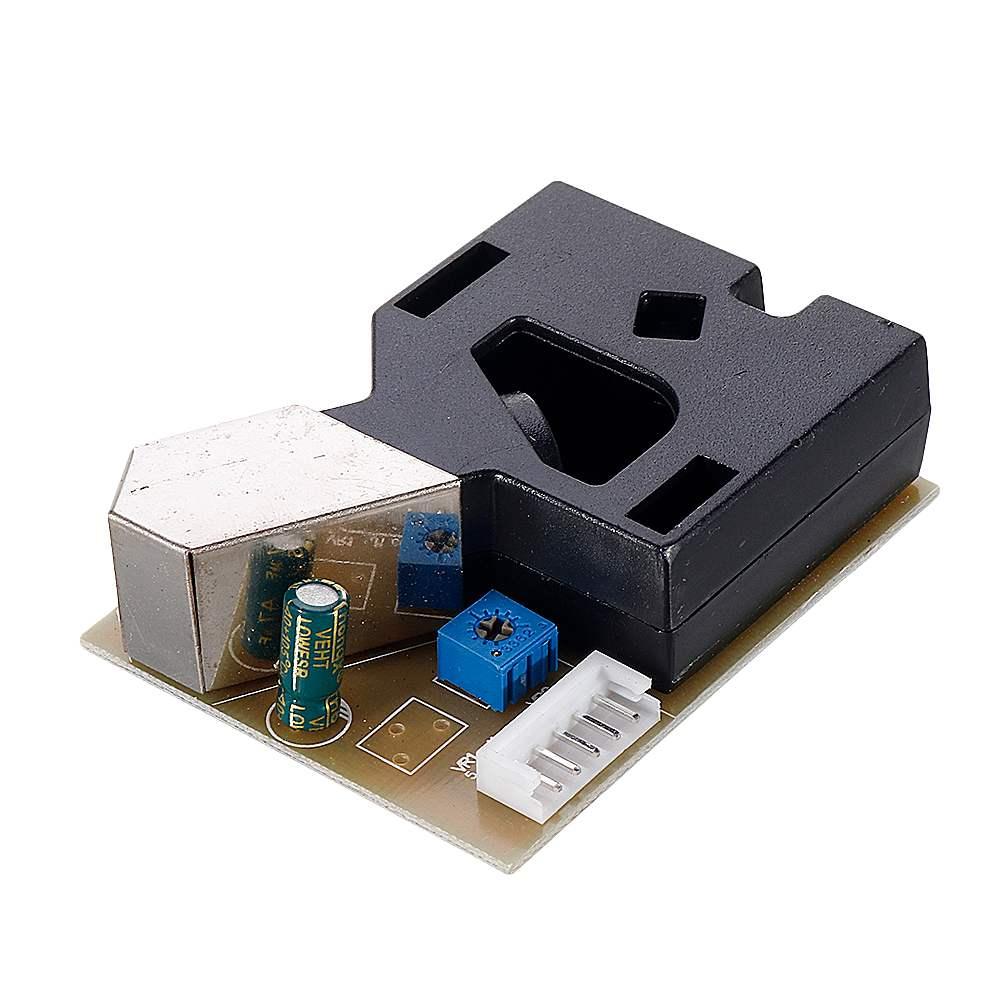 PWM PM2.5 Infrared Dust Sensor Module M501A Air Detection Sensor Air Quality Tester