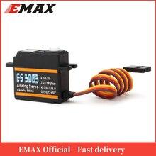Официальный сервопривод Emax ES3003 17g 3,5 кг 0.13sec 23T пластмассовый аналоговый редуктор для радиоуправляемого самолета ES3103 обновление