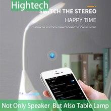 OttLite LED Dual Head Desk Lamp With Bluetooth Speaker-Charging USB Port Multi Brightness Settings Multi Color Modes