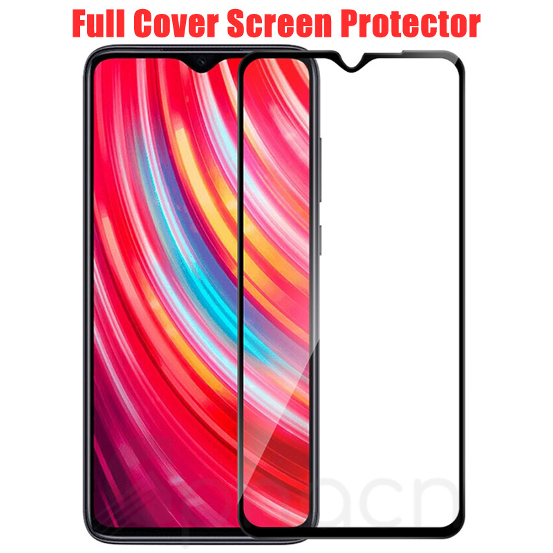 9D Protective Glass on the For Xiaomi Redmi 7 7A 6 6A 8 8A Go K20 Note 8 7 6 Pro Safety Tempered Screen Protector Glass Film