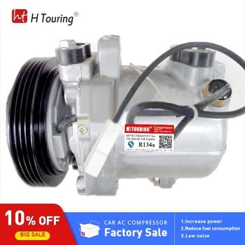 for Suzuki SWIFT II EA MA SF413 AA34 1.3 AC Compressor SS10 W02I056601 9520077GA1 9520070CG0 95201-70CM0 95200-70CG0 PV4