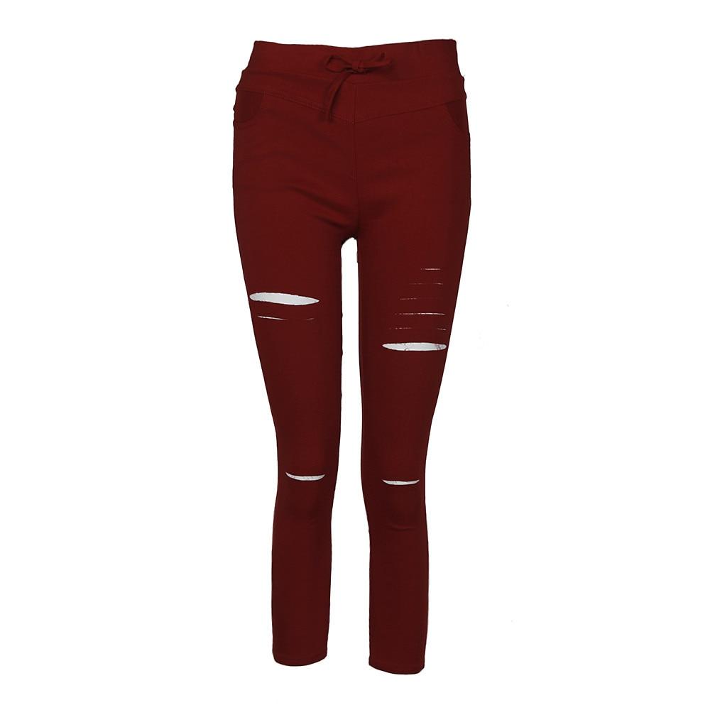 Ha4b655ca59fc4fbb8970e1bec3f36447Z White Jeans Feminino Plus Size Candy Pantalon Femme Black Skinny Jeans Woman Long Pants Large Size Jeans For Women