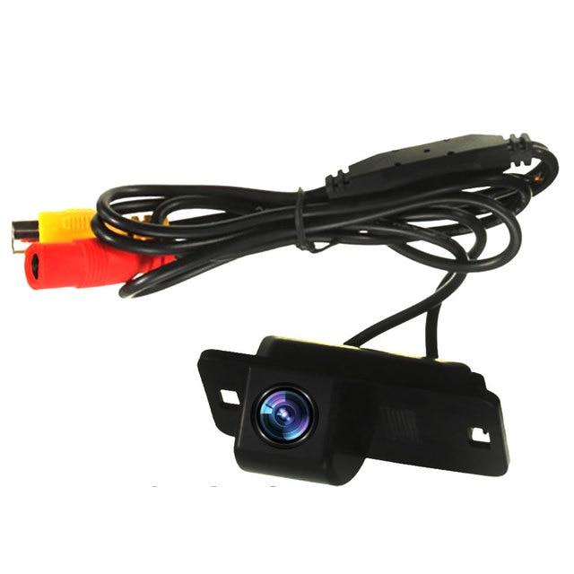 Tylna kamera samochodowa kamera cofania CCD dla BMW 3/7/5 serii E39 E46 E53 X5 X3 X6 oryginalny system Android DVD GPS Monitor