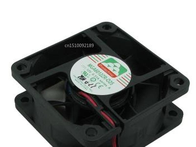 For Protechnic Magic MGA6012ZR-O25 6025 12V 0.31A Cooling Fan Free Shipping