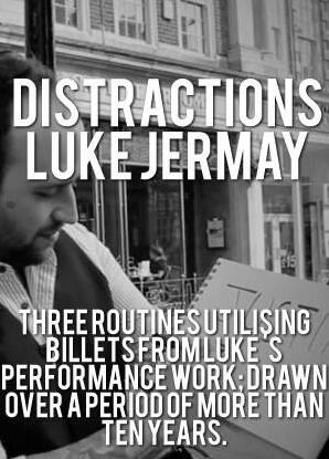 Distractions By Luke Jermay Magic Tricks