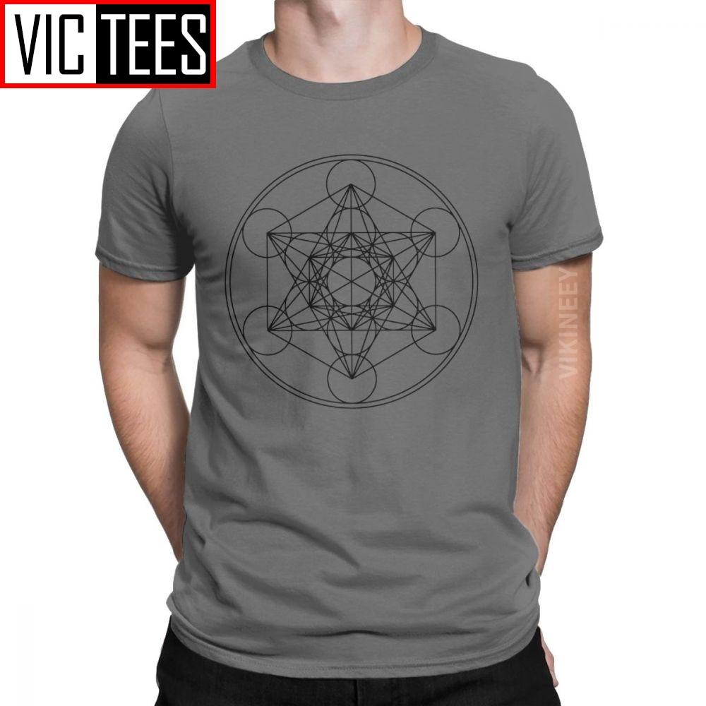 The Flower of Life T-Shirt Sacred Geometry Shirt SZ S-5XL