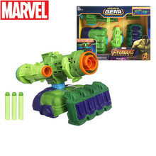 Disney Marvel Avenger3 Hulk Captain America Iron Man Star Lord Spiderman Combined Equipment Birthday Gife For Kids Free Shipping