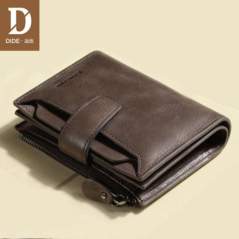 Purses Bag Genuine Leather Wallets