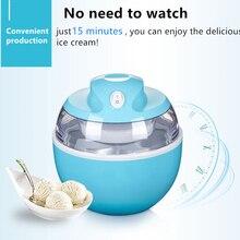 Машина для мороженого, для использования, для хранения йогурта, двойное использование, простая в эксплуатации, 220 В, высокое качество, автоматическая, Прямая поставка, Мороженица