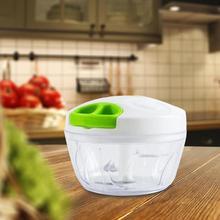 Ручной измельчитель для пищевых овощей, бытовой измельчитель, терка для чеснока