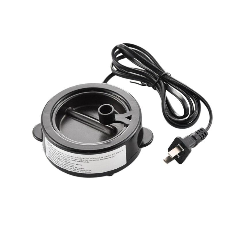 Warmer Beads Mini Melting-Stove 50ml Pot Melts-Heater Wax-Sticks Aaaj-Us-Plug Fire-Wax