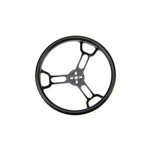 HGLRC 4 шт. 3/2. 5 дюймов защитный кожух пропеллера защита защитное кольцо для скоростного радиоуправляемого дрона подходит 11/13/14 двигателей серии Поддержка 3-дюймовые лопатки