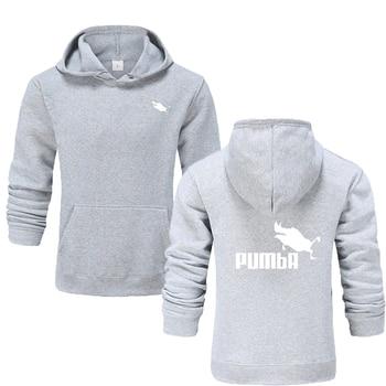 2019 Brand Mens Hoodies Sweatshirts Pullover Men Long-Sleeved Hoody Casual Man Zipper Hooded Sweatshirt For Male Clothing M-XXL