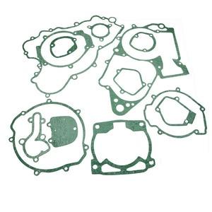 Image 2 - Motosiklet motoru karter kapakları conta silindir CONTA TAKIMI seti 250 SX 2000 2002 250 EXC 2000 2003