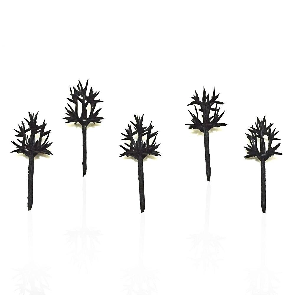 1000pcs/lot 3cm Tree Armature For Train Set Scenery Landscape Model Tree Arm