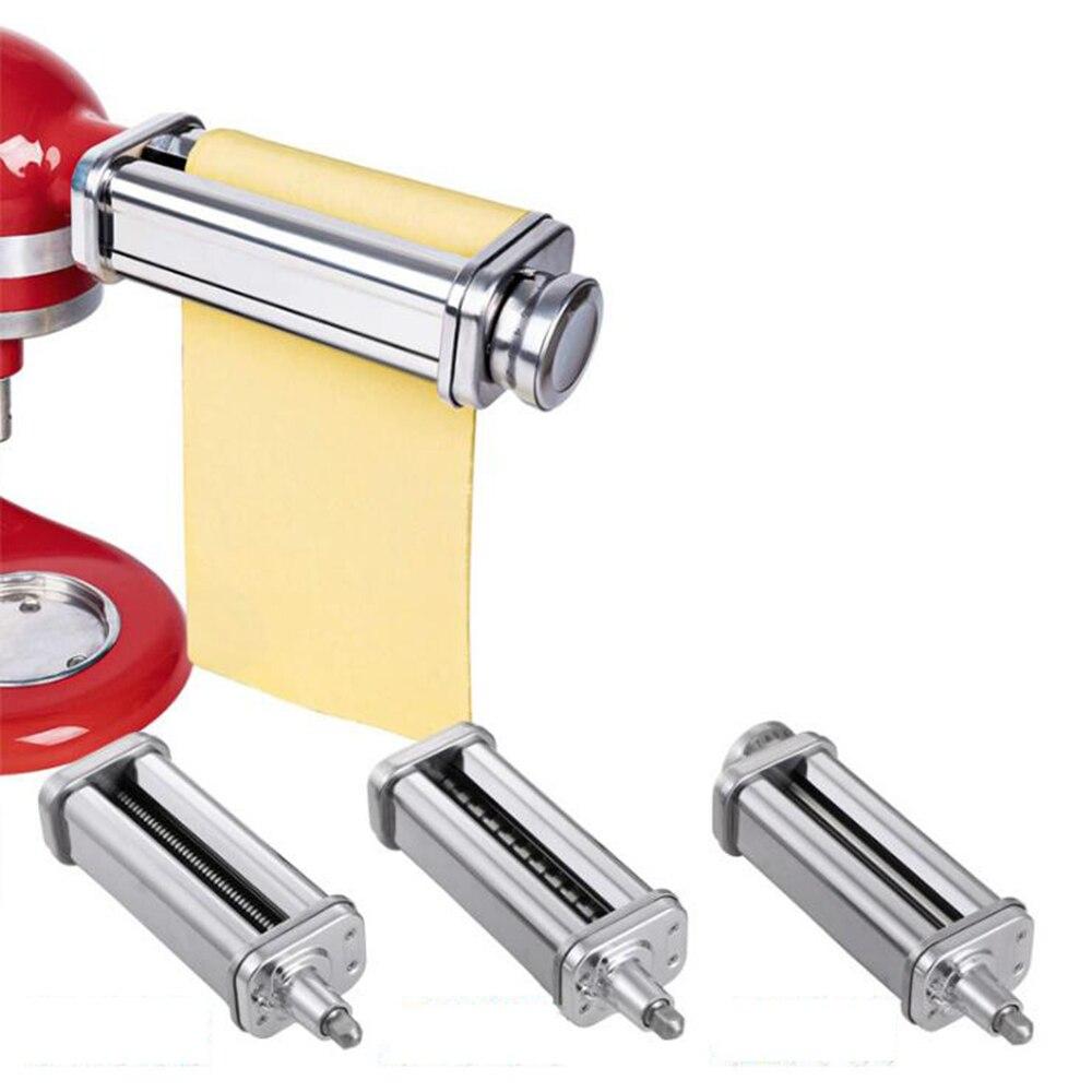 Küche Haushalt Edelstahl Manuelle Pasta Maschine Hand Druck Noodle Maker DIY Frische Saft Zubehör für Küche