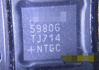 Free shipping  10 pcs  MAX5980GTJ MAX5980G 5980G