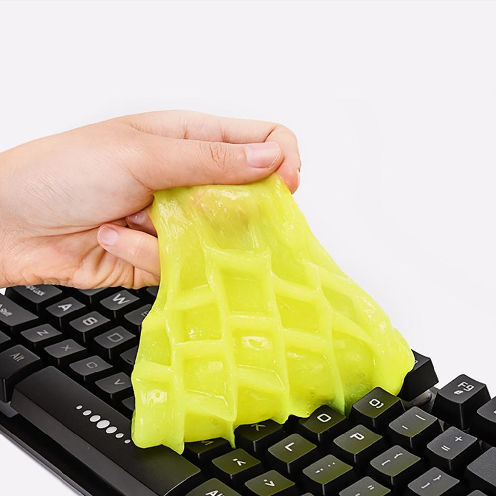 Dirt-Cleaner Products Slime Clay Keyboard-Cleaning Dust Magic Car-Air-Outlet Soft  title=