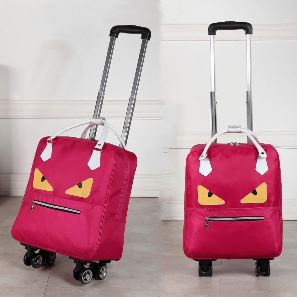 Sac à roulettes pour voyage femmes sac à dos de voyage avec roues sacs trolley Oxford grande capacité voyage bagage roulant valise sac
