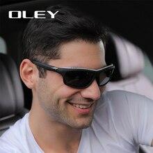 OLEY 2020 new sports polarized sunglasses Fashion classic outdoor