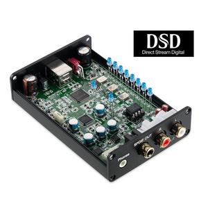 Image 4 - Douk audio XMOS XU208 USB DAC Audio Decoder SPDIF Converter Digital Interface Headphone Amplifier XU208 DOP64 DSD256 PCM384K