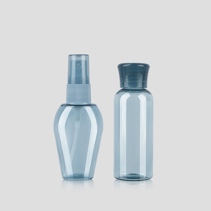 1pc 30ml Mist Spray Pump Bottle Screw Cap Lotion Oil Toner Small Container Personal Care Packaging 30CC Perfume Travel Bottles