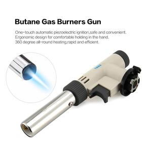 Camping Flame Gun Butane Gas B