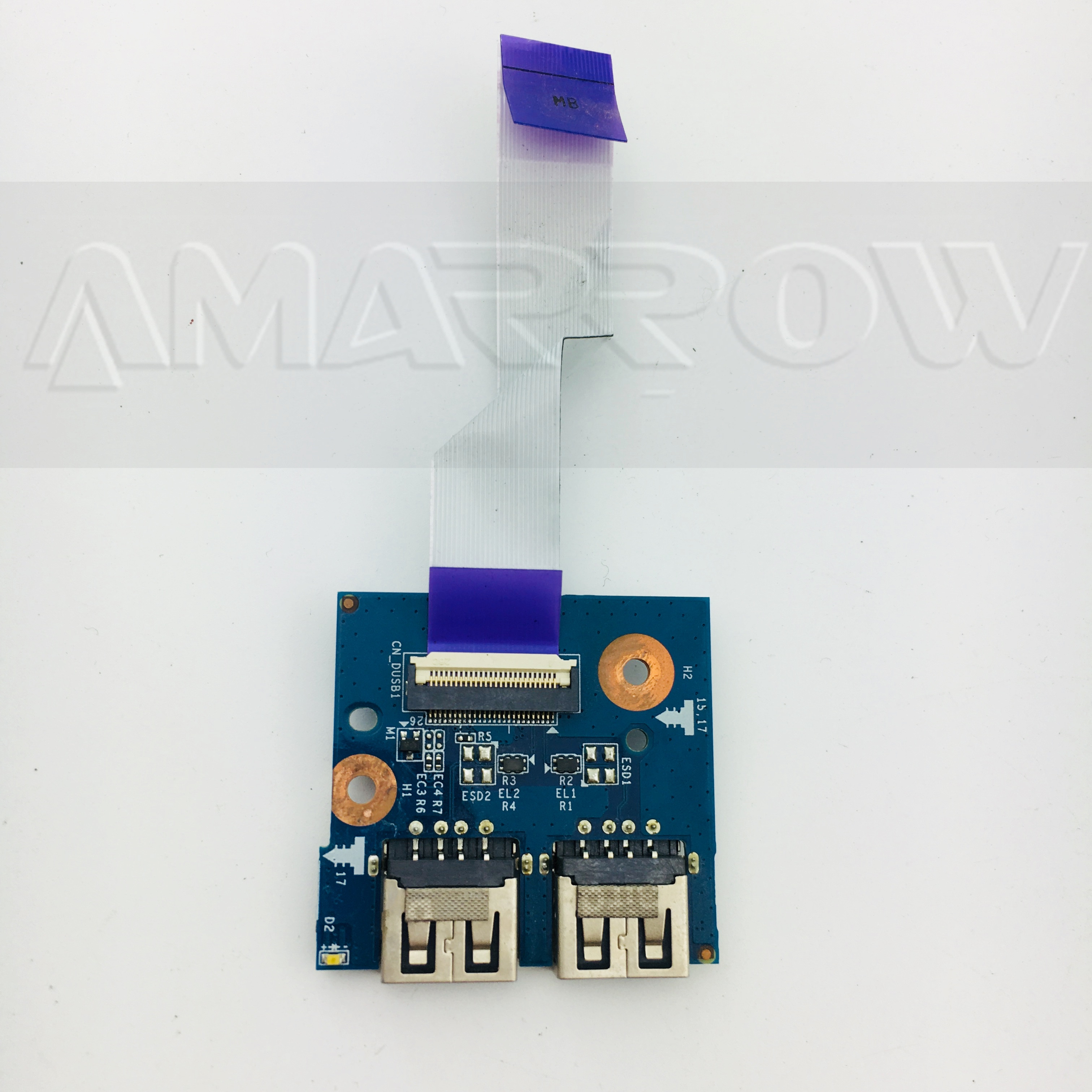 Original Free Shipping For HP DV6-6000 DV6 DV7-6000 DV7 USB Board 40GAB630S 40GAB670S