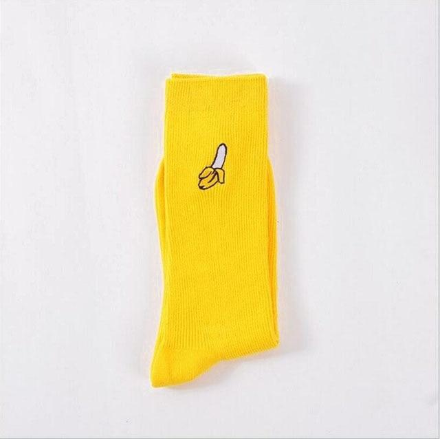 Embroidery Banana