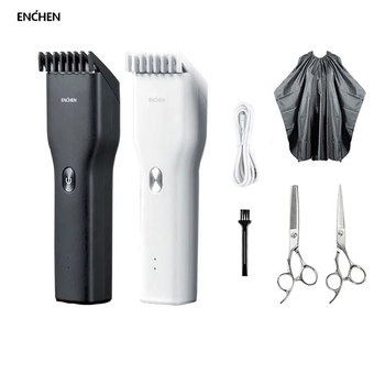ENCHEN Electric Hair Clippers Trimmers For Men Kids Cordless USB Rechargeable Cutting Machine Professional Beard Trimmer - discount item  45% OFF Personal Care Appliances