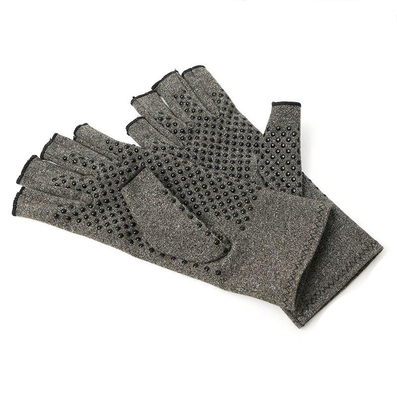 Breathable Pressure Gloves Rehabilitation Training Dispensing Non-Slip Gloves Daily Care Gloves Large