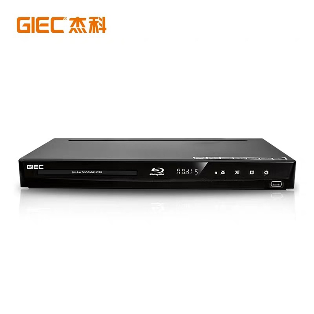 GIEC BDP-G4300 3D Blu-ray Player HD Player DVD Player HDMI 5.1 Channel 1080P Full HD Output Decoding DVD Player Lecteur Dvd