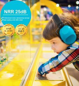 Image 2 - Safurance الطفل واقية أذن s للأطفال السمع غطاء للأذنين حماية السلامة الحد من الضوضاء واقي أذن الأطفال واقية أذن