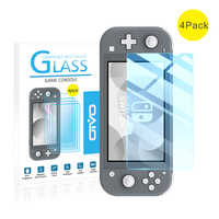 OIVO Screen Protector für Nintendo Schalter Lite 1/2/4 Pack 9H Härte 0,3mm Dicke Gehärtetem glas Film für Schalter Lite