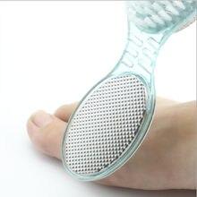 Brosse de Massage et de pédicure pour les pieds, 4 en 1, exfoliante, Spa, douche, élimine la peau morte, outil de soins des pieds, chaud